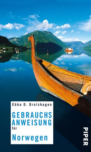 Gebrauchsanweisung für Norwegen von Drolshagen,  Ebba D.
