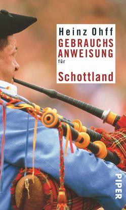 Gebrauchsanweisung für Schottland von Ohff,  Heinz