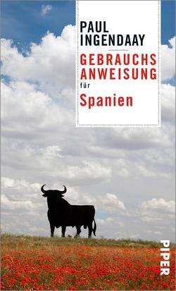 Gebrauchsanweisung für Spanien von Ingendaay,  Paul