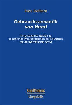 Gebrauchssemantik von Hand von Staffeldt,  Sven