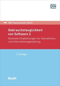 Gebrauchstauglichkeit von Software 2