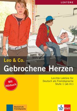 Gebrochene Herzen von Burger,  Elke, Scherling,  Theo