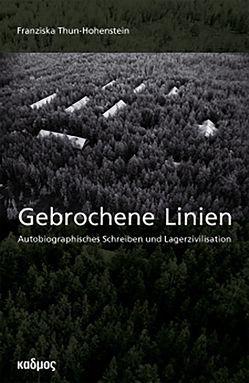 Gebrochene Linien von Thun-Hohenstein,  Franziska