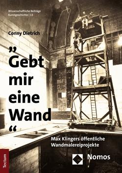 """""""Gebt mir eine Wand"""" von Dietrich,  Conny"""