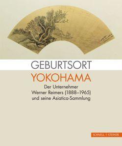 Geburtsort Yokohama von Kalnein,  Albrecht, Mayr,  Birgit, Schulenburg,  Stephan
