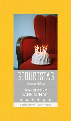 Geburtstag von Schami,  Rafik