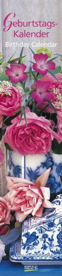 Geburtstags-LP Flowers i.w. von Craddock,  Erika, Korsch Verlag