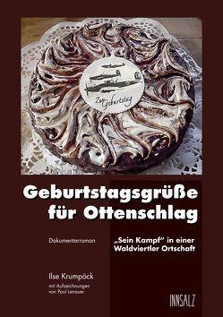 Geburtstagsgrüße für Ottenschlag von Krumpöck,  Ilse