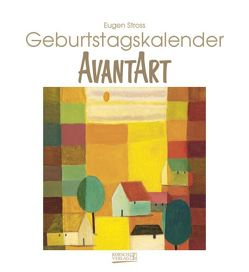 Geburtstagskalender Avant Art von Korsch Verlag