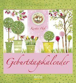 Geburtstagskalender Kerstin Hess von Hess,  Kerstin, Korsch Verlag
