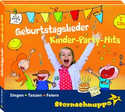 Geburtstagslieder & Kinder-Party-Hits von Hieronymus,  Guido, Lohmeier,  Wolfgang, Meier,  Werner, Sarholz,  Margit