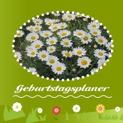 Geburtstagsplaner von Bauer,  Sonja Maria
