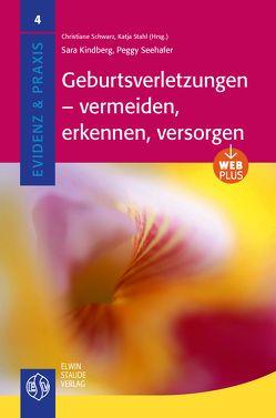 Geburtsverletzungen – vermeiden, erkennen, versorgen von Kindberg,  Sara, Schwarz,  Christiane, Seehafer,  Peggy, Stahl,  Katja