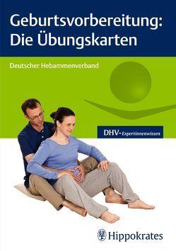 Geburtsvorbereitung: Die Übungskarten von Hebammengemeinschaftshilfe e.V,