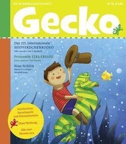 Gecko Kinderzeitschrift Band 30 von Arends,  Silke, Charlier,  Till, Jonas,  Hendrik, Leypold,  Kilian, Linschinger,  Maria, Rackwitz,  Lisa