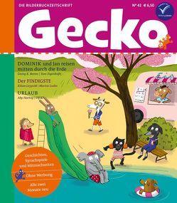 Gecko Kinderzeitschrift Band 42 von Berres,  Georg K., Eigenhufe,  Tom, Hartog,  Aby, K,  Ulf, Leypold,  Kilian, Ludin,  Marine