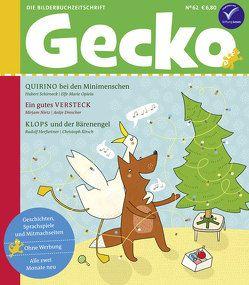 Gecko Kinderzeitschrift Band 62 von Drescher,  Antje, Herfurtner,  Rudolf, Kirsch,  Christoph, Nietz,  Mirjam, Opiela,  Elfe Marie, Schirneck,  Hubert