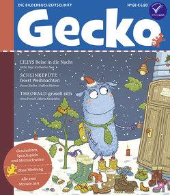 Gecko Kinderzeitschrift Band 68 von Büchner,  Sabine, Karipidou,  Maria, Kreller,  Susan, Petrick,  Nina, Sieg,  Hella, Sieg,  Katharina