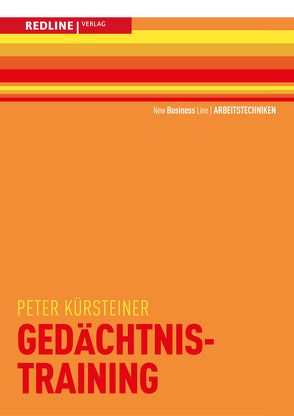 Gedächtnistraining von Kürsteiner,  Peter