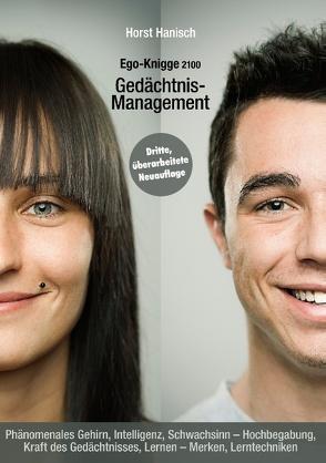 Gedächtnis-Management – Ego-Knigge 2100 von Hanisch,  Horst