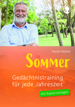 Gedächtnistraining für jede Jahreszeit – Sommer von Mallek,  Natali