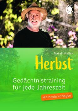 Gedächtnistraining für jede Jahreszeit – Herbst von Mallek,  Natali