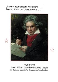 Gedanken beim Hören von Beethovens Musik von Wintner,  Ilona