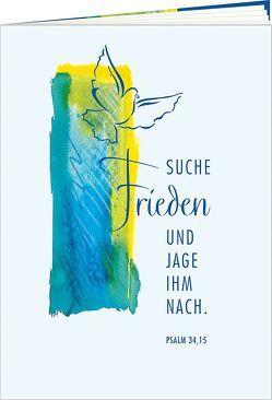 Gedanken zur Jahreslosung von Witzenbacher,  Marc