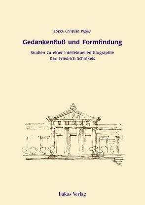 Gedankenfluss und Formfindung von Peters,  Fokke Ch