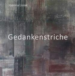 Gedankenstriche von Lisiak,  Joanna