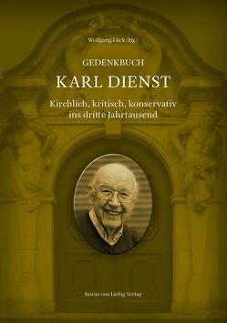 Gedenkbuch Karl Dienst von Lück,  Wolfgang