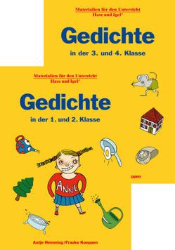 Kombipaket Gedichte von Hemming,  Antje, Koeppen,  Frauke