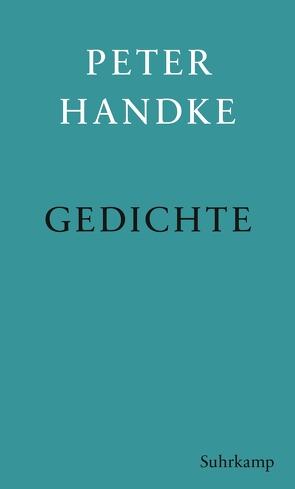 Gedichte von Handke,  Peter