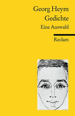 Gedichte von Heym,  Georg, Martens,  Gunter