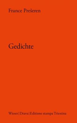 Gedichte von Olof,  Klaus Detlef, Preseren,  France