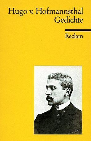 Gedichte von Hofmannsthal,  Hugo von, Mayer,  Mathias