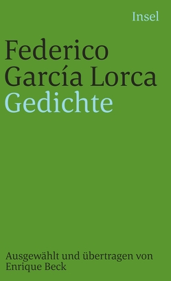Gedichte von Beck,  Enrique, García Lorca,  Federico