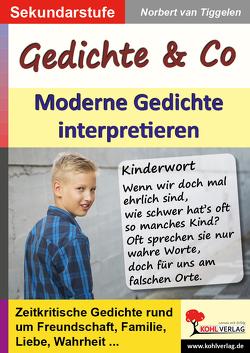 Gedichte & Co von van Tiggelen,  Norbert