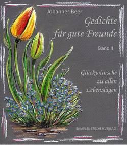 Gedichte für gute Freunde – Band II von Beer,  Johannes