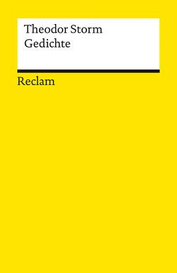 Gedichte von Grimm,  Gunter E., Storm,  Theodor