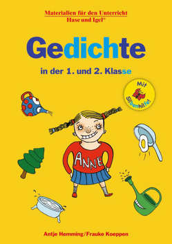 Gedichte in der 1. und 2. Klasse / Silbenhilfe von Hemming,  Antje, Koeppen,  Frauke