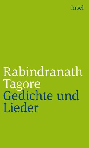 Gedichte und Lieder von Kämpchen,  Martin, Tagore,  Rabindranath