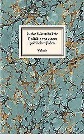 Gedichte von einem polnischen Juden von Behr,  Isachar Falkensohn, Wittbrodt,  Andreas