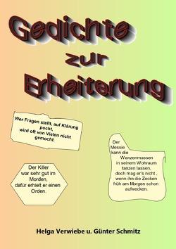Gedichte zur Erheiterung von Pentek,  Helga, Schmitz,  Günter