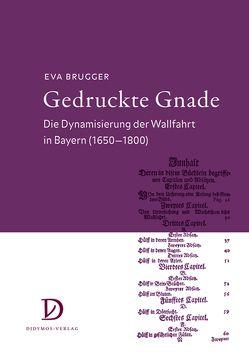 Gedruckte Gnade von Brugger,  Eva