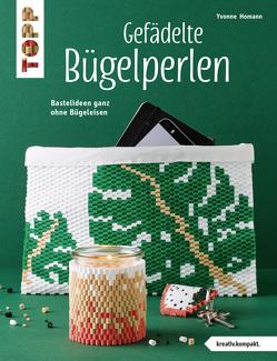 Gefädelte Bügelperlen (kreativ.kompakt) von Homann,  Yvonne