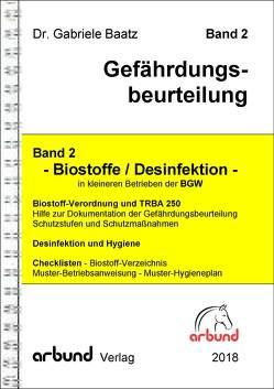Gefährdungsbeurteilung – Band 2 von Gabriele,  Baatz