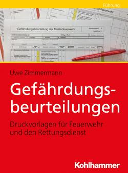 Gefährdungsbeurteilungen von Zimmermann,  Uwe