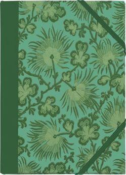Gefährlich schön Sammelmappe – Motiv Grüne Chrysantheme von Schöll,  Stephan