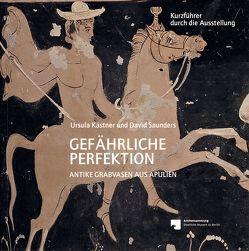 Gefährliche Perfektion von Kästner,  Ursula, Saunders,  David